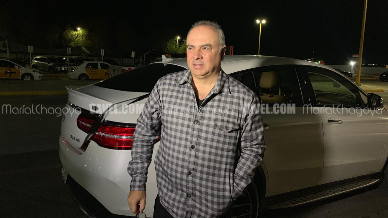 Guillermo Vázquez ya está en San Luis Potosí