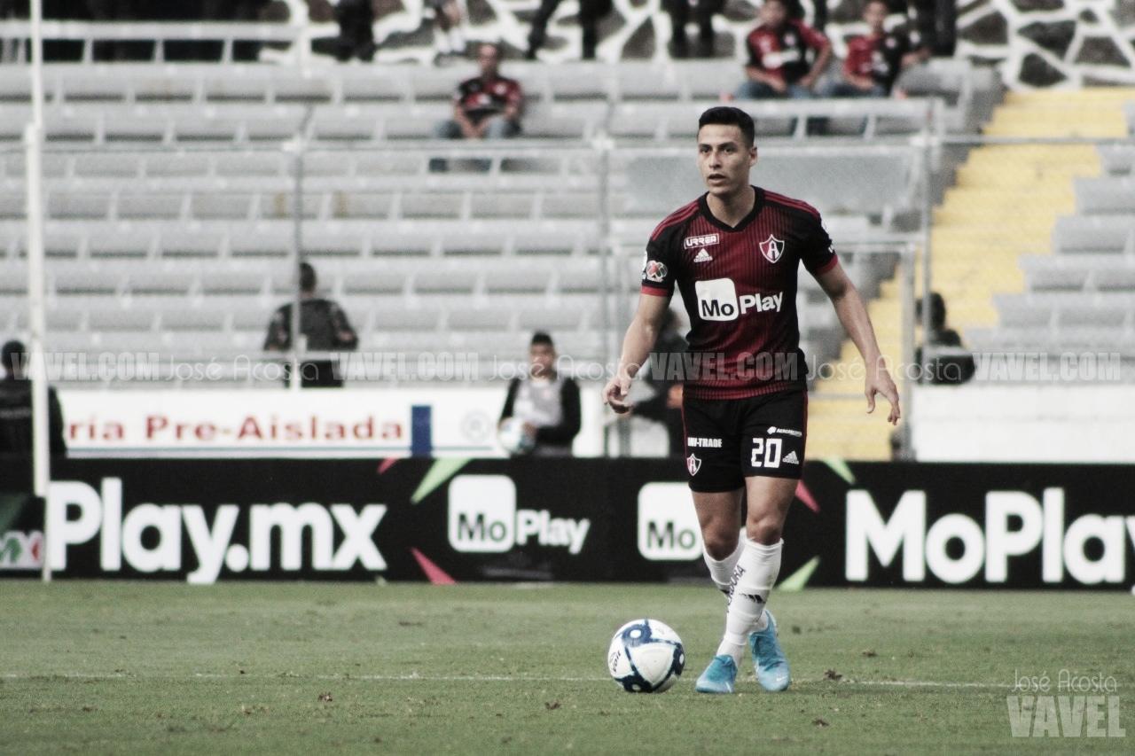 """Manuel Balda: """"Voy a defender cada partido estos colores"""""""