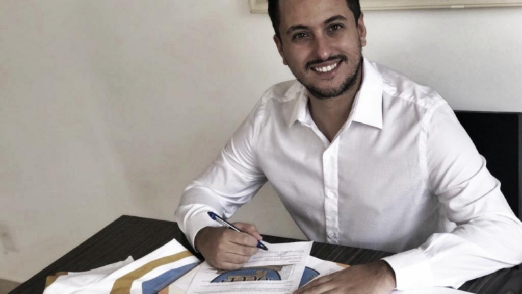 Ex-auxiliar da Francana, Leo Santin agora é técnico do United Soccer Club, dos EUA