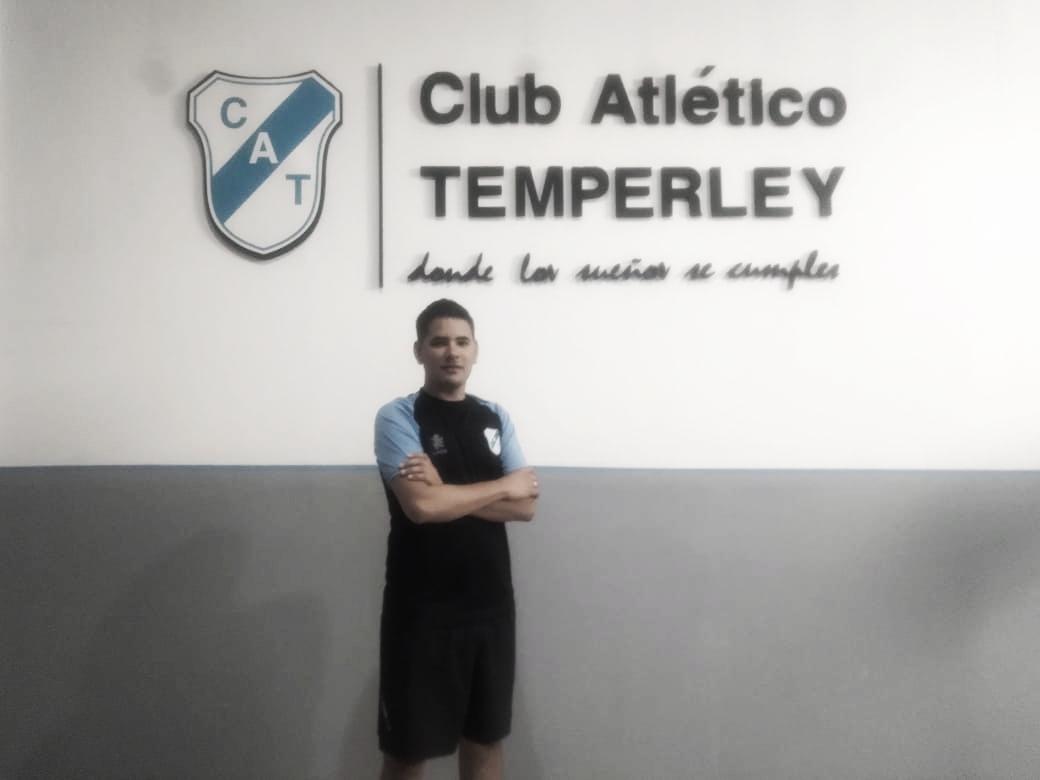 """Entrevista. Matías Aguilar:""""El grupo tiene hambre y está con muchas ganas, hay potencial para lograr una gran temporada"""""""