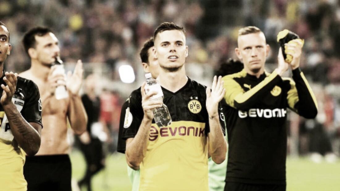 Julian Weigl está a um passo de trocar Borussia Dortmund por Benfica