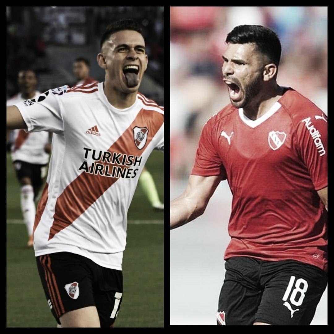 Cara a cara: Borré vs Romero