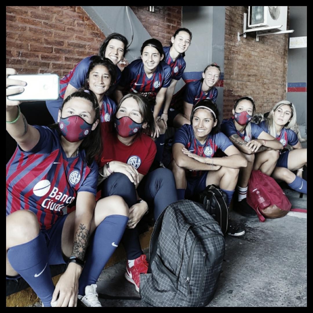 Foto: CASLA Fútbol Femenino