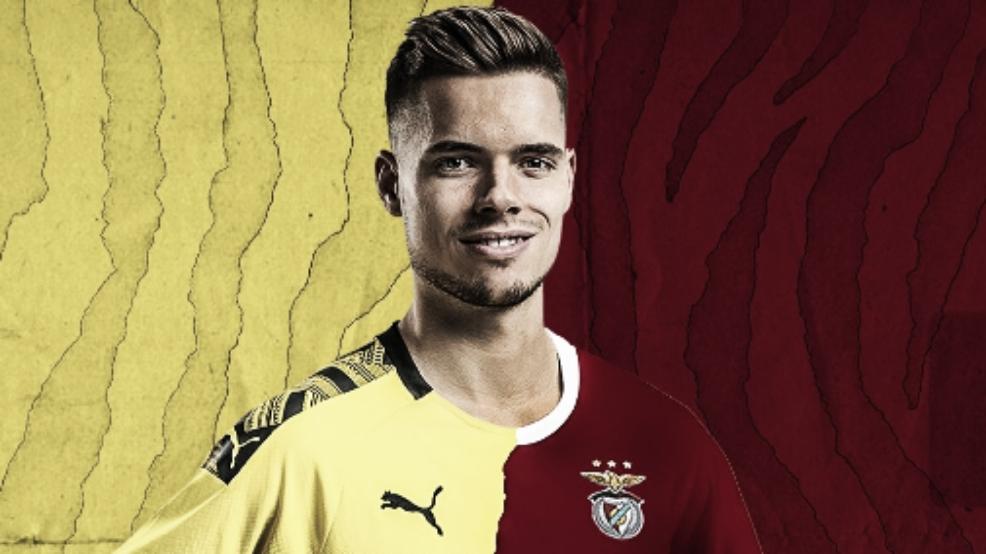 Agora é oficial: Benfica paga €20 milhões ao Borussia Dortmund e contrata Julian Weigl
