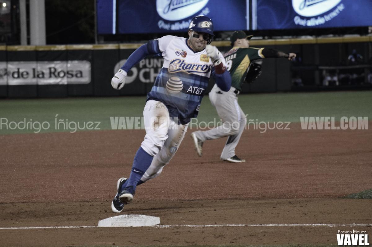 Charros sufre para adelantarse en la serie de playoff ante Cañeros