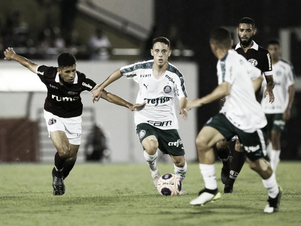 Ferroviária derrota Palmeiras e se classifica em primeiro lugar no Grupo 17 da Copinha