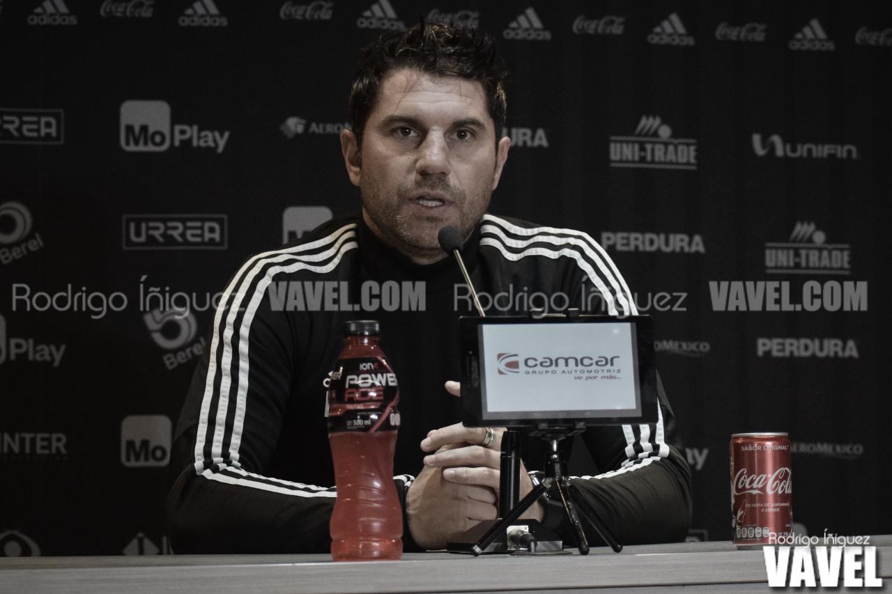 """Leandro Cufré: """"No habrá un límite este torneo, jugamos finales cada jornada"""""""