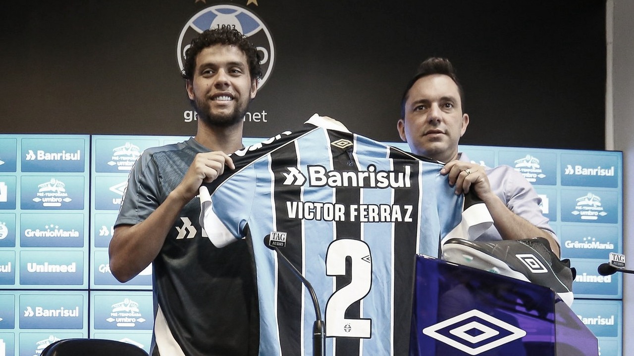 Raio-X da carreira de Victor Ferraz, novo lateral do Grêmio