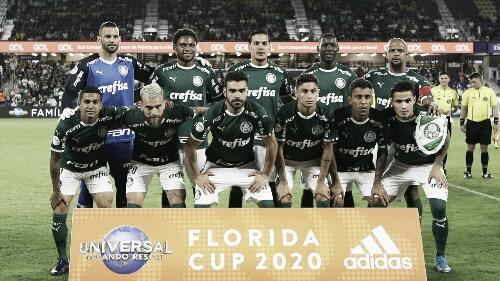 Na estreia da Flórida Cup, Palmeiras derrota Atletico Nacional nos pênaltis