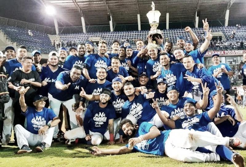 Vaqueros de Montería logra el título de la LCBP