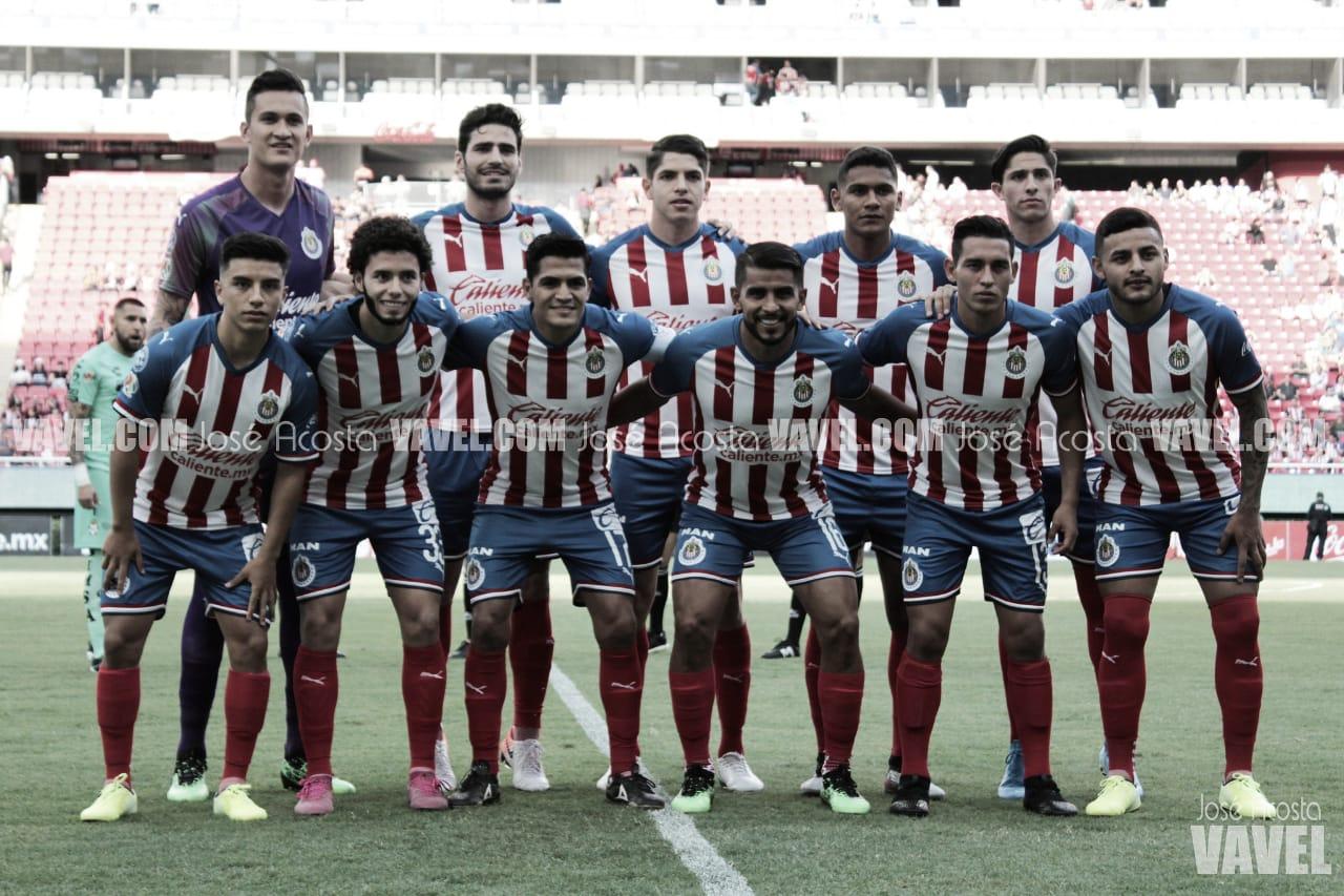 Guadalajara, en Fase Final de la Copa MX