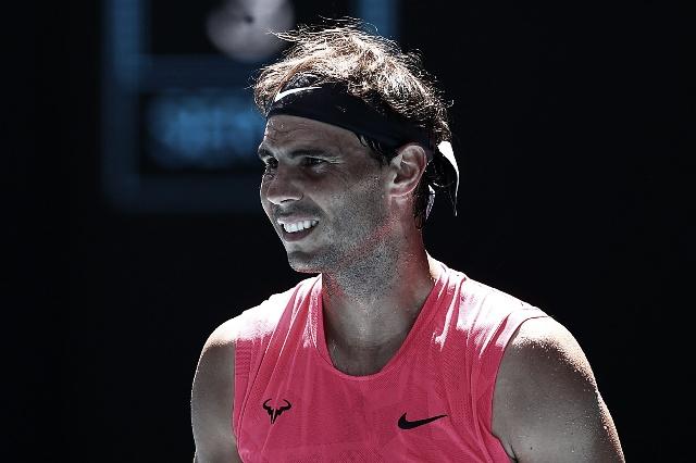 Nadal debutó con éxito en Australia