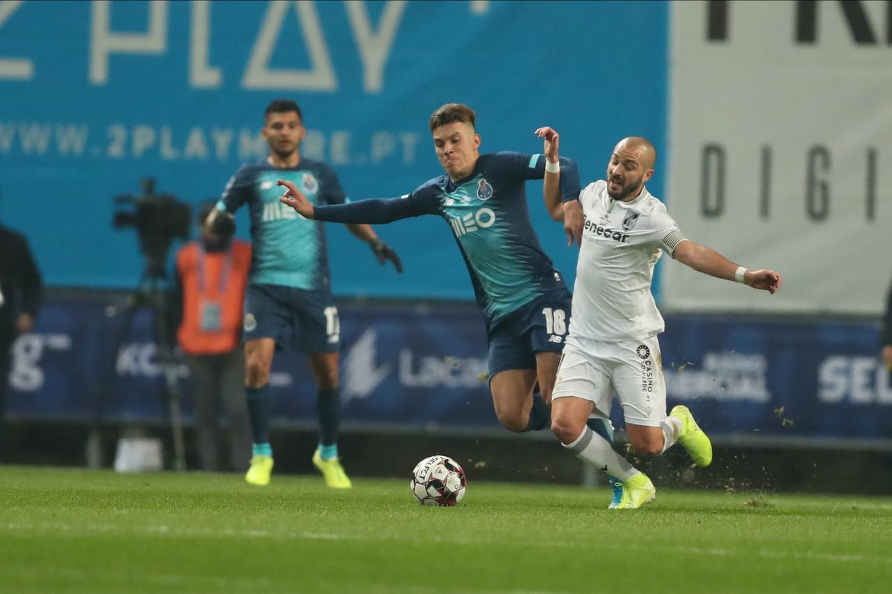 Dragões marcam presença na final da Taça da Liga