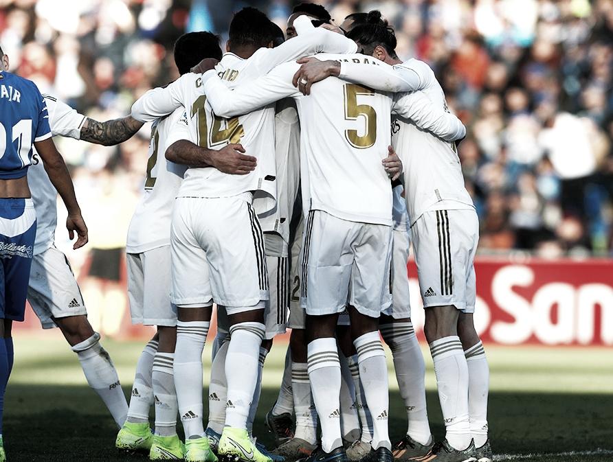 Horario y dónde ver el Valladolid vs. Real Madrid en ...