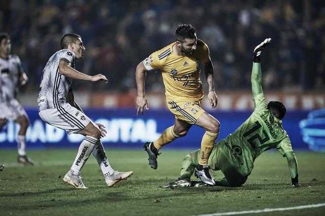 Puntuaciones de los Rojinegros del Tigres 2-1 Atlas, Jornada 3 Clausura 2020