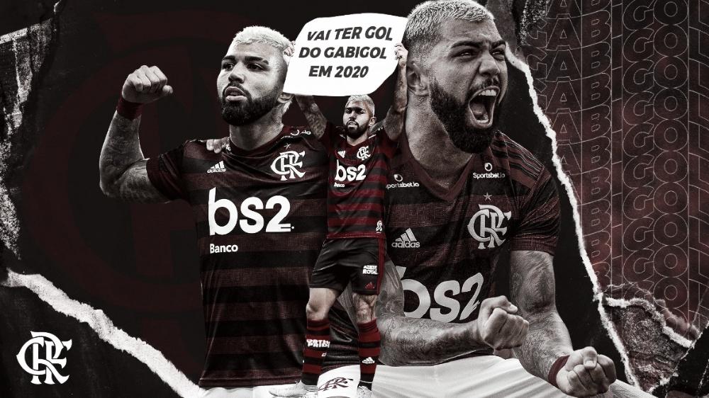 No auge da carreira, Gabigol é comprado pelo Flamengo por R$ 76 milhões