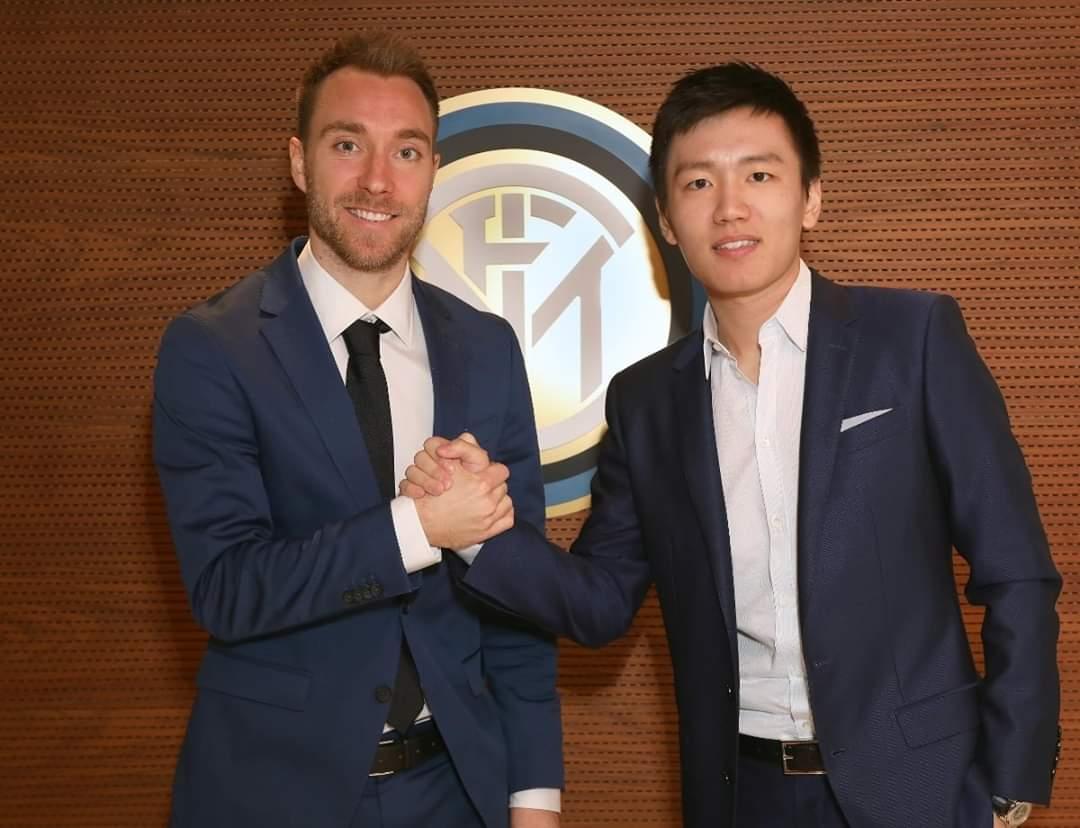 Inter, eccoti la magia: Eriksen è ufficiale!