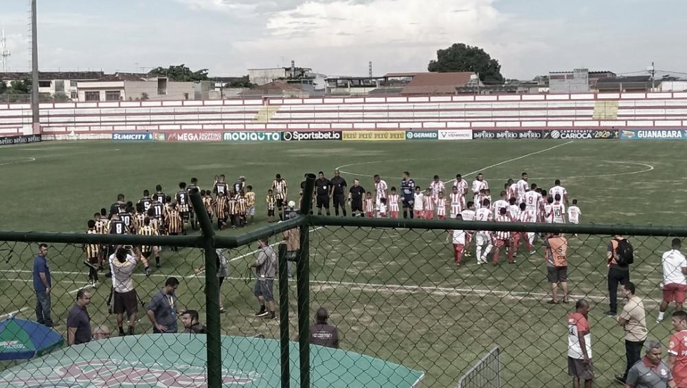 Tradicionais estádios do Rio de Janeiro - parte 1: Moça Bonita