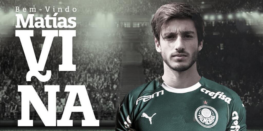 Conheça Matías Viña, novo lateral-esquerdo do Palmeiras