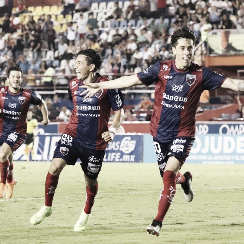 Atlante doblega a Dorados y suma su primera victoria del Clausura 2020