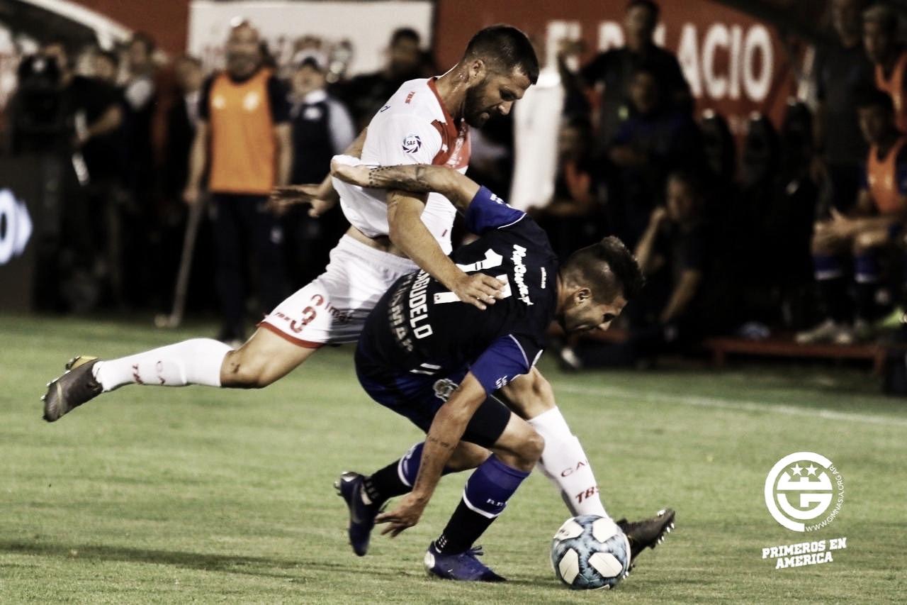 El Lobo lleva cinco encuentros sin conocer la derrota<div>Foto: Club Gimnasia y Esgrima La Plata&nbsp;</div>