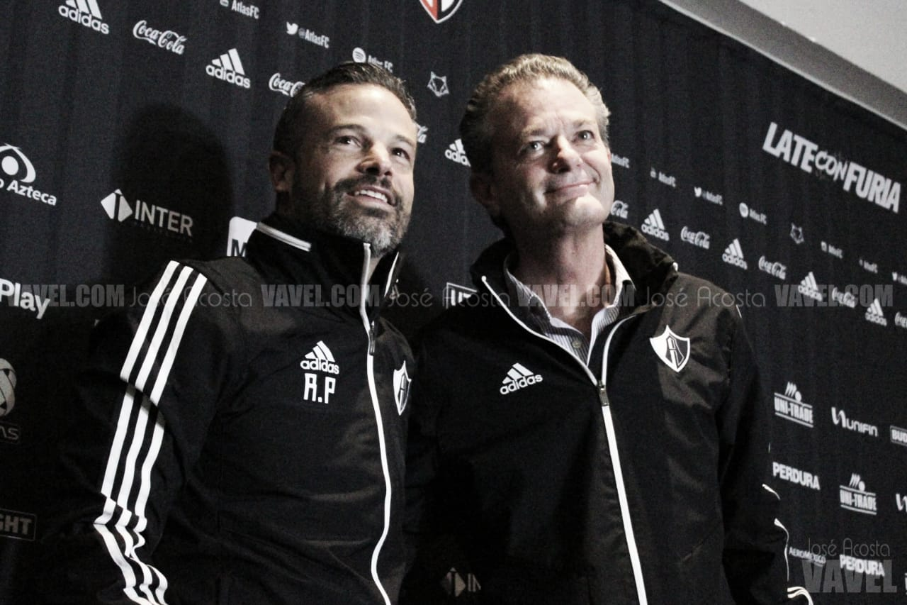 "Rafael Puente: ""A la cancha se va salir a ganar, como demanda el ADN rojinegro"""