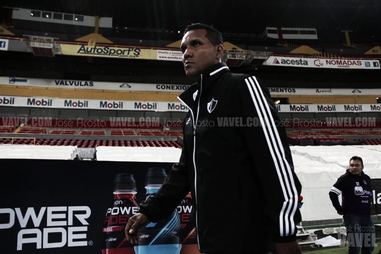 """Omar Flores: """"Lo más importante fue el envión anímico que toma el equipo"""""""