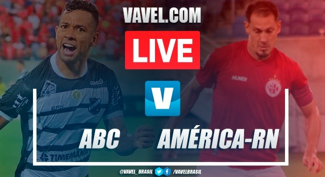 Gols e melhores momentos ABC 2x1 América-RN pela Copa do Nordeste 2020
