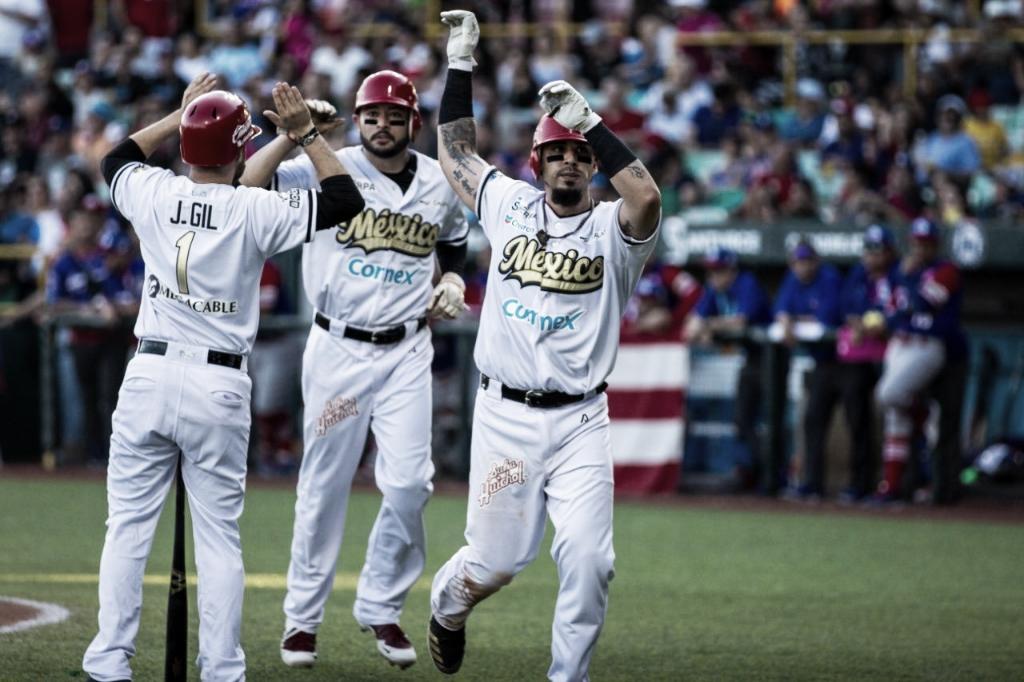 México consiguió su primera victoria en la Serie del Caribe 2020