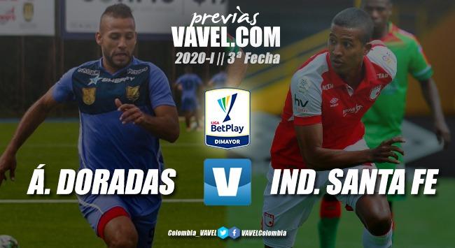 Previa Rionegro Águilas vs. Santa Fe: una victoria para reafirmarse