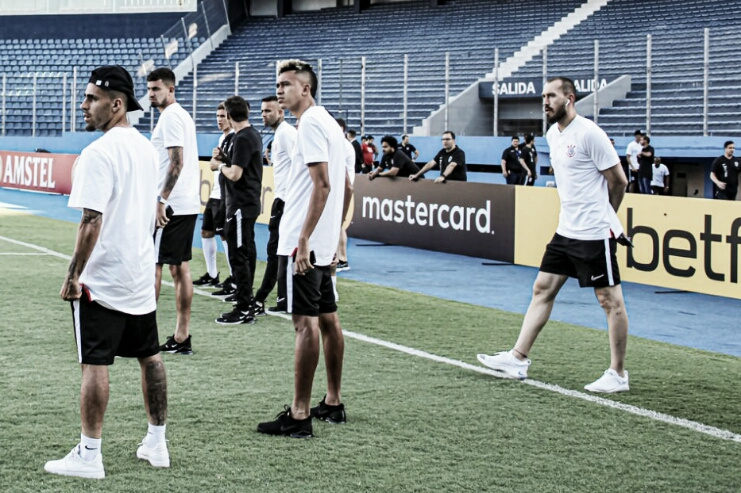 Gol e melhores momentos para Guaraní-PAR 1x0 Corinthians pela Copa Libertadores 2020