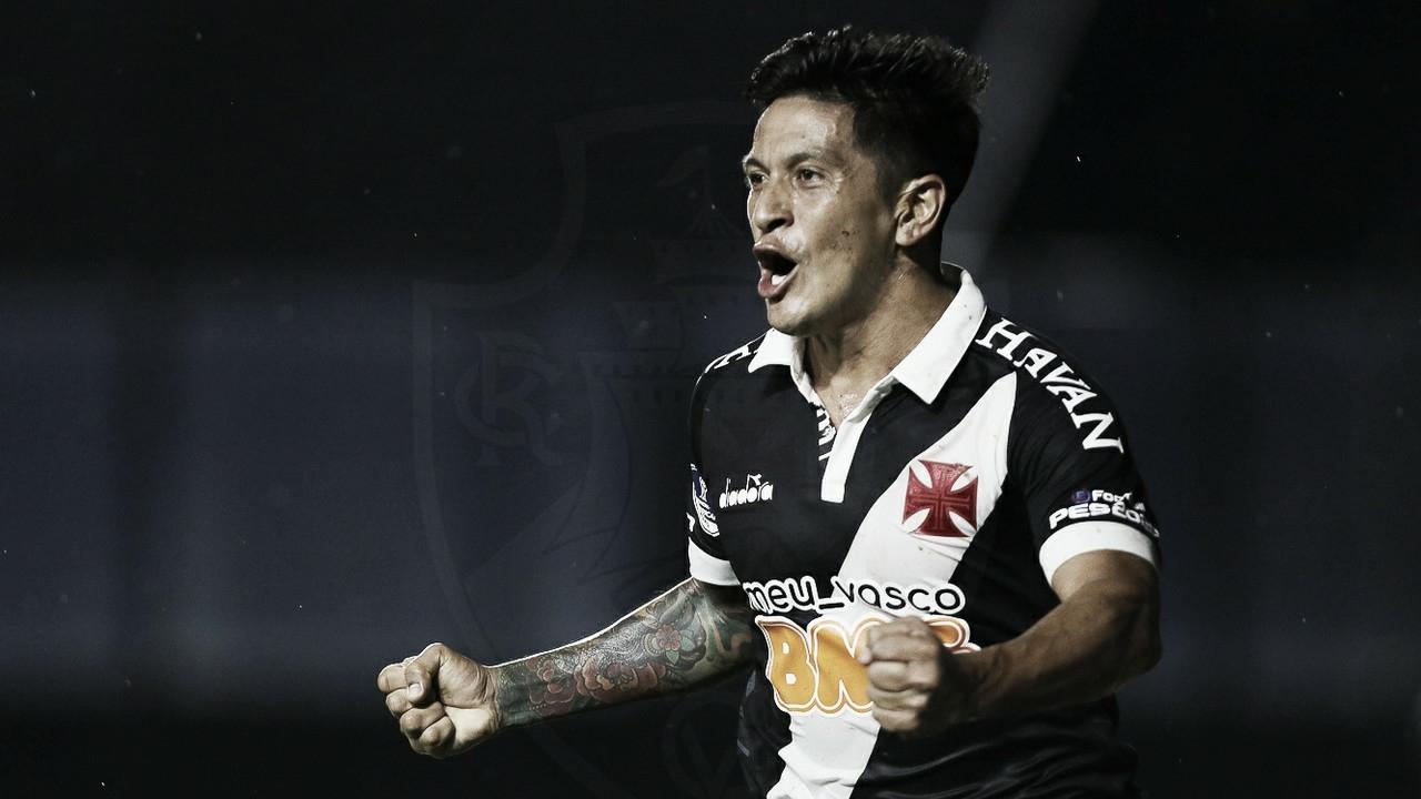 Vasco derrota Oriente Petrolero em estreia na Sul-Americana e joga por empate na volta