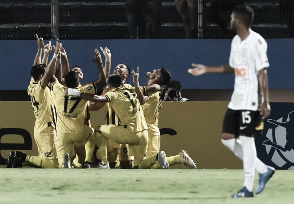 Corinthians tropeça no Paraguai em reencontro com o Guaraní na Libertadores