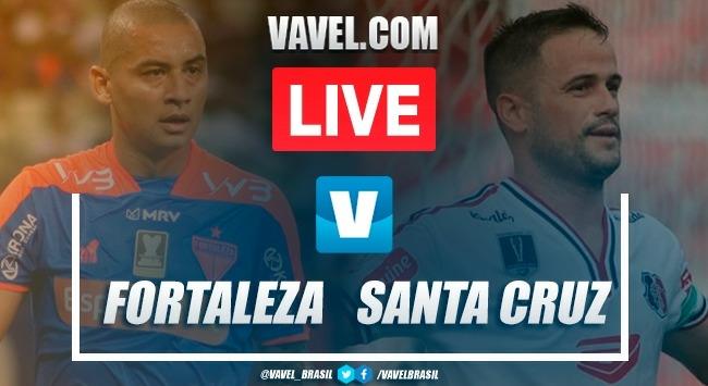 Gols e melhores momentos de Fortaleza x Santa Cruz pela Copa do Nordeste (3-0)