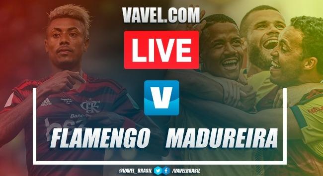 Gols e melhores momentos Flamengo 2x0 Madureira pelo Campeonato Carioca 2020