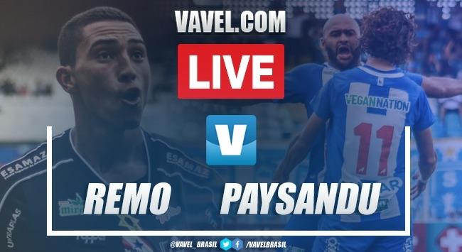 Gols e melhores momentos Remo 1x2 Paysandu pelo Campeonato Paraense 2020