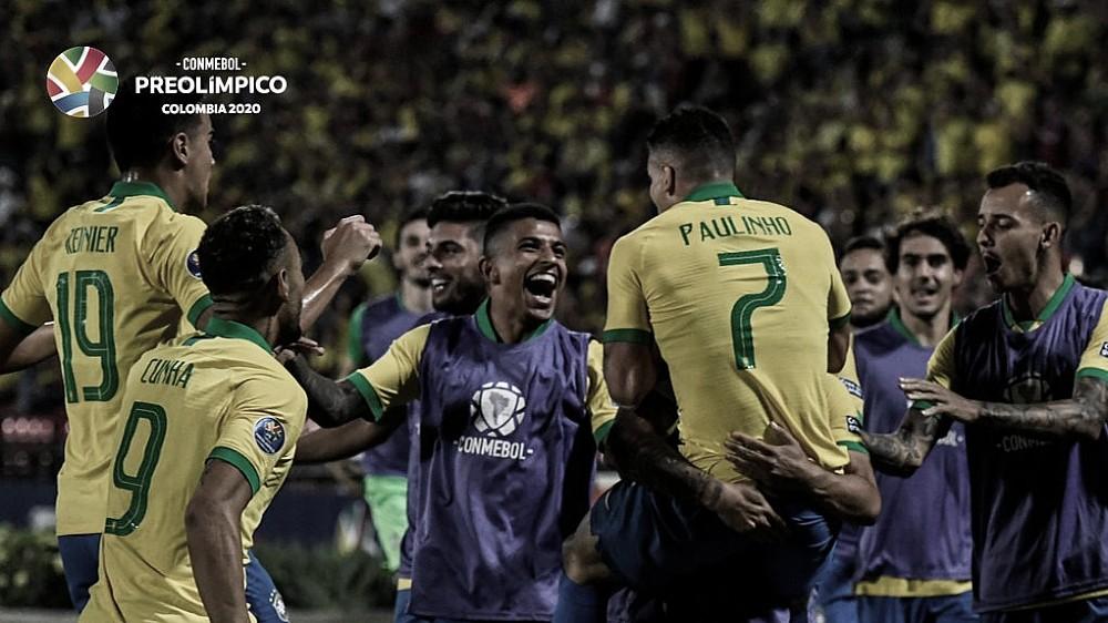 Alô, Tóquio! Brasil despacha campeã Argentina e vai aos Jogos Olímpicos 2020