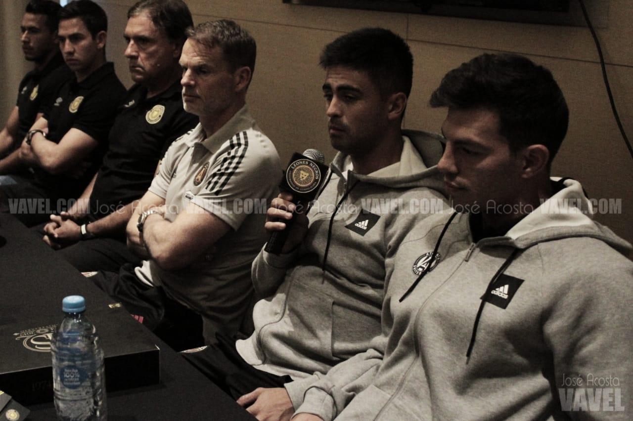 """Frank de Boer: """"La diferencia entre MLS y Liga MX se está acortando"""""""