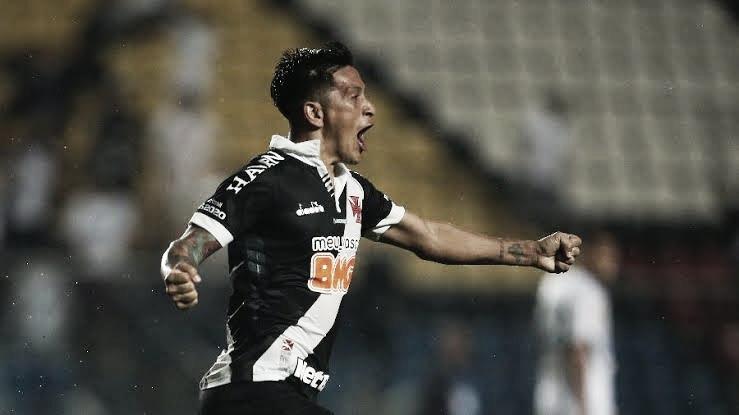 Vasco empata com Altos-PI e avança para segunda fase da Copa do Brasil