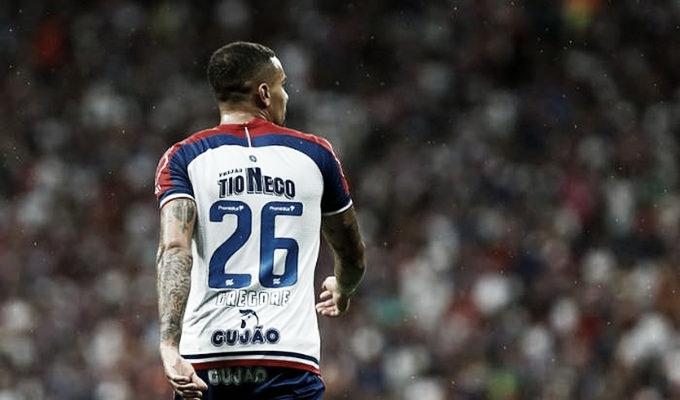 Gregore se mostra entusiasmado em marcar golaço e projeta muito mais no Bahia