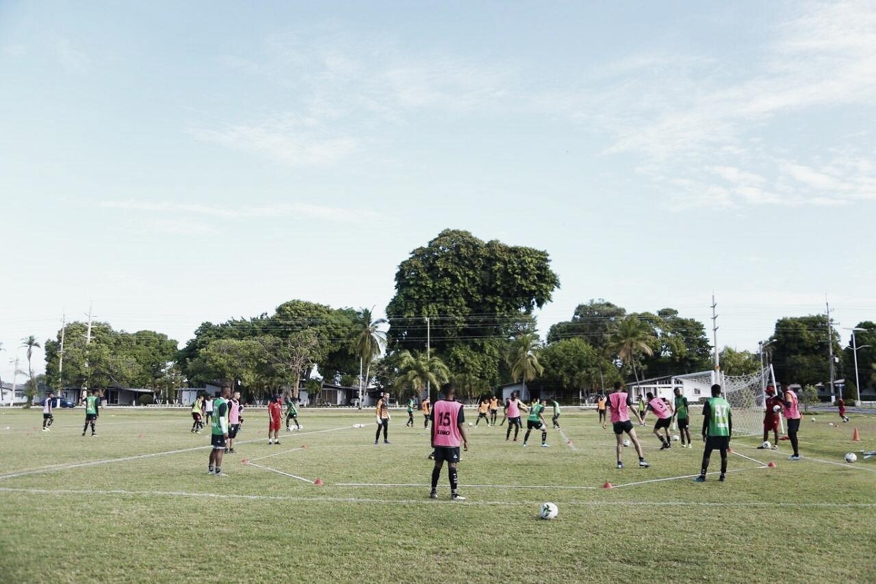 Los 'heroicos' se alistan para visitar al Barranquilla FC