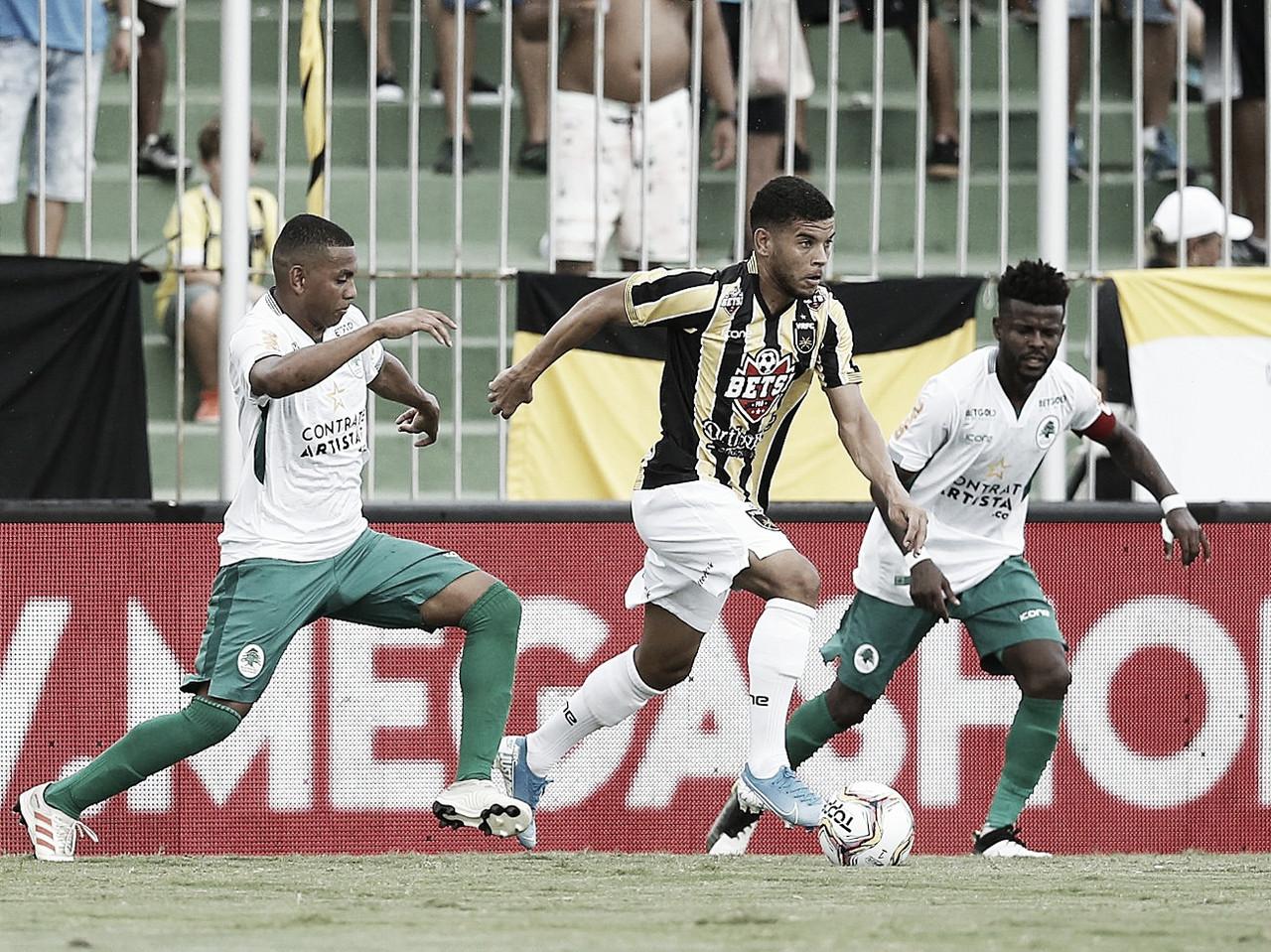 Boavista empata com Volta Redonda e faz final da Taça Guanabara contra o Flamengo