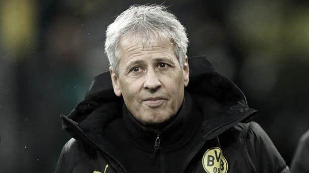 Postura ofensiva e corajosa: a receita de Lucien Favre na vitória do Dortmund sobre o PSG
