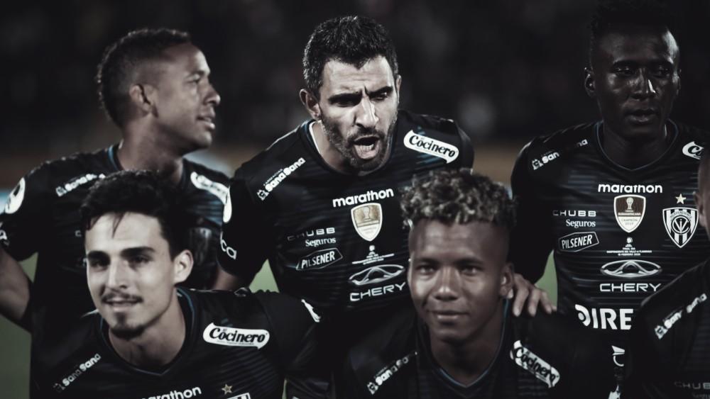 Flamengo encontrou um perigoso, ofensivo e bem treinado Ind. del Valle