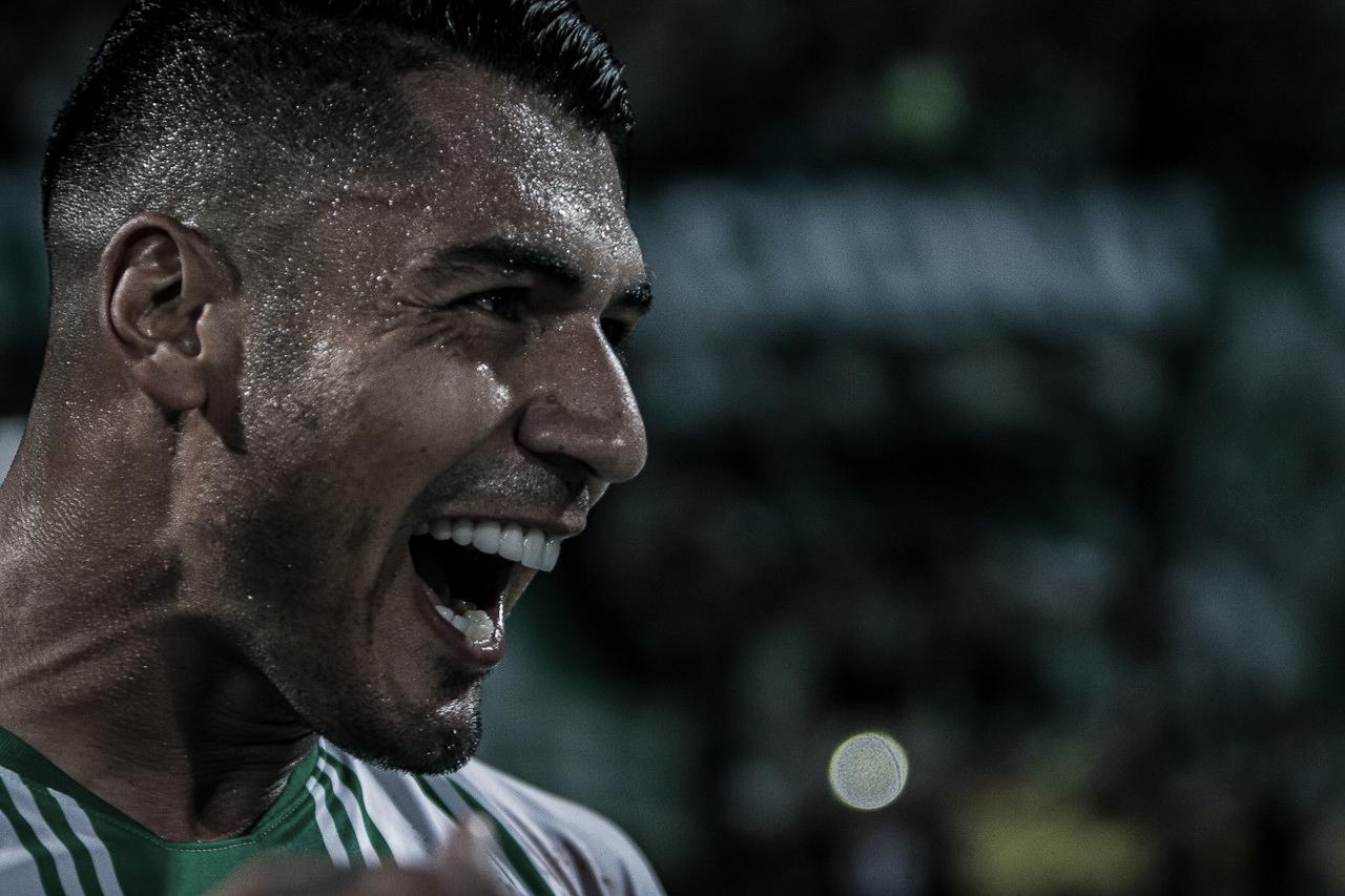 Jefferson Duque, goleador y figura en el clásico paisa 303 ante Independiente Medellín