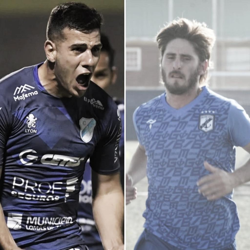 Cara a cara: Nicolás Messiniti vs. Gonzalo Urquijo