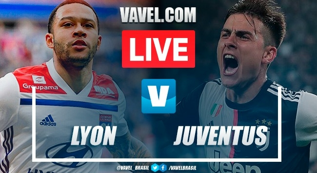 Gol e melhores momentos Lyon 1x0 Juventus pela Champions League