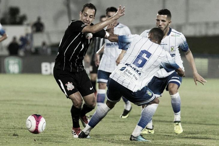 Gols e melhores momentos para Corinthians 1x1 Santo André pelo Campeonato Paulista 2020
