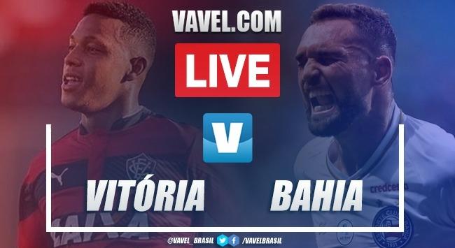Gols e melhores momentos Vitória 1x2 Bahia pelo Campeonato Baiano 2020