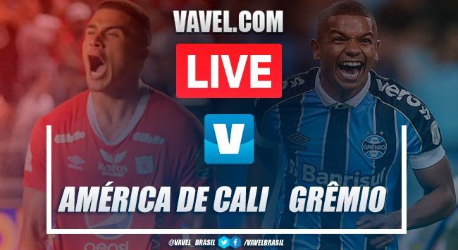 Gols e melhores momentos América de Cali 0x2 Grêmio pela Libertadores 2020